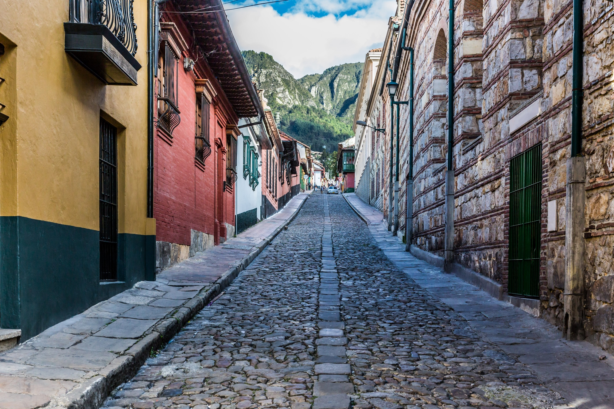 the streets of bogota inspiration for evolution art