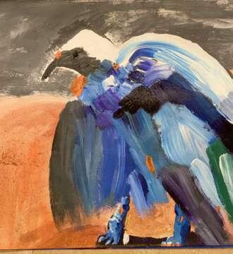El Condor from Evolution Art